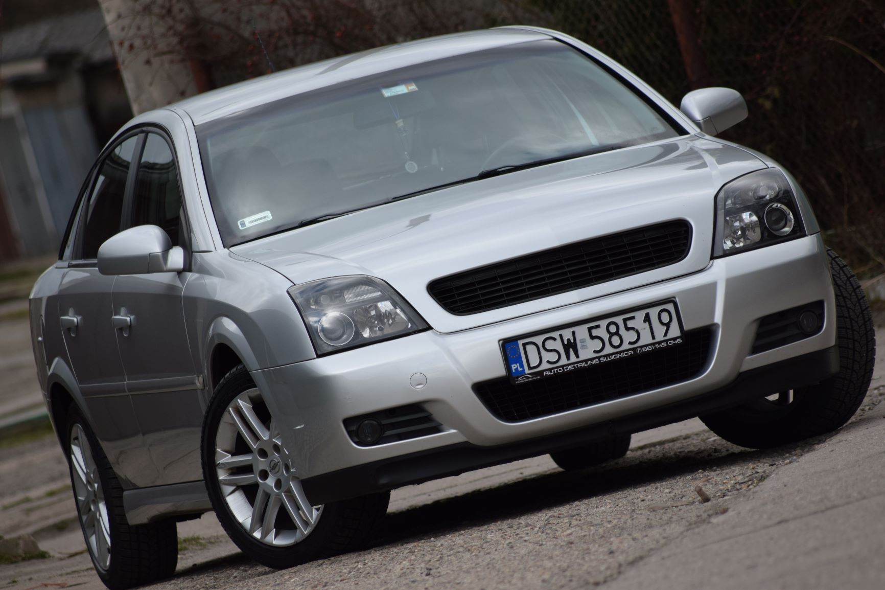 Opel Vectra C GTS 1.8 benzyna. Unikat!