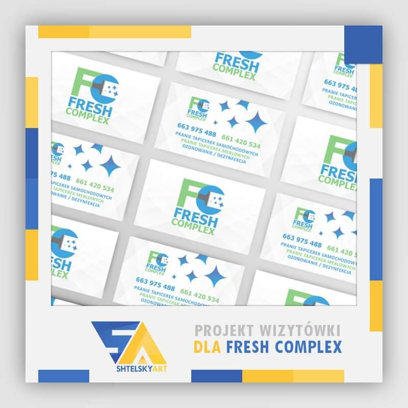 Wizytówki, ulotki, logo firmy, naklejki, szyldy, banery strony www