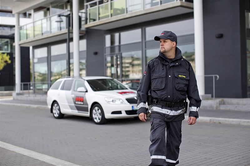 Pracownik ochrony – obiekt przemysłowy