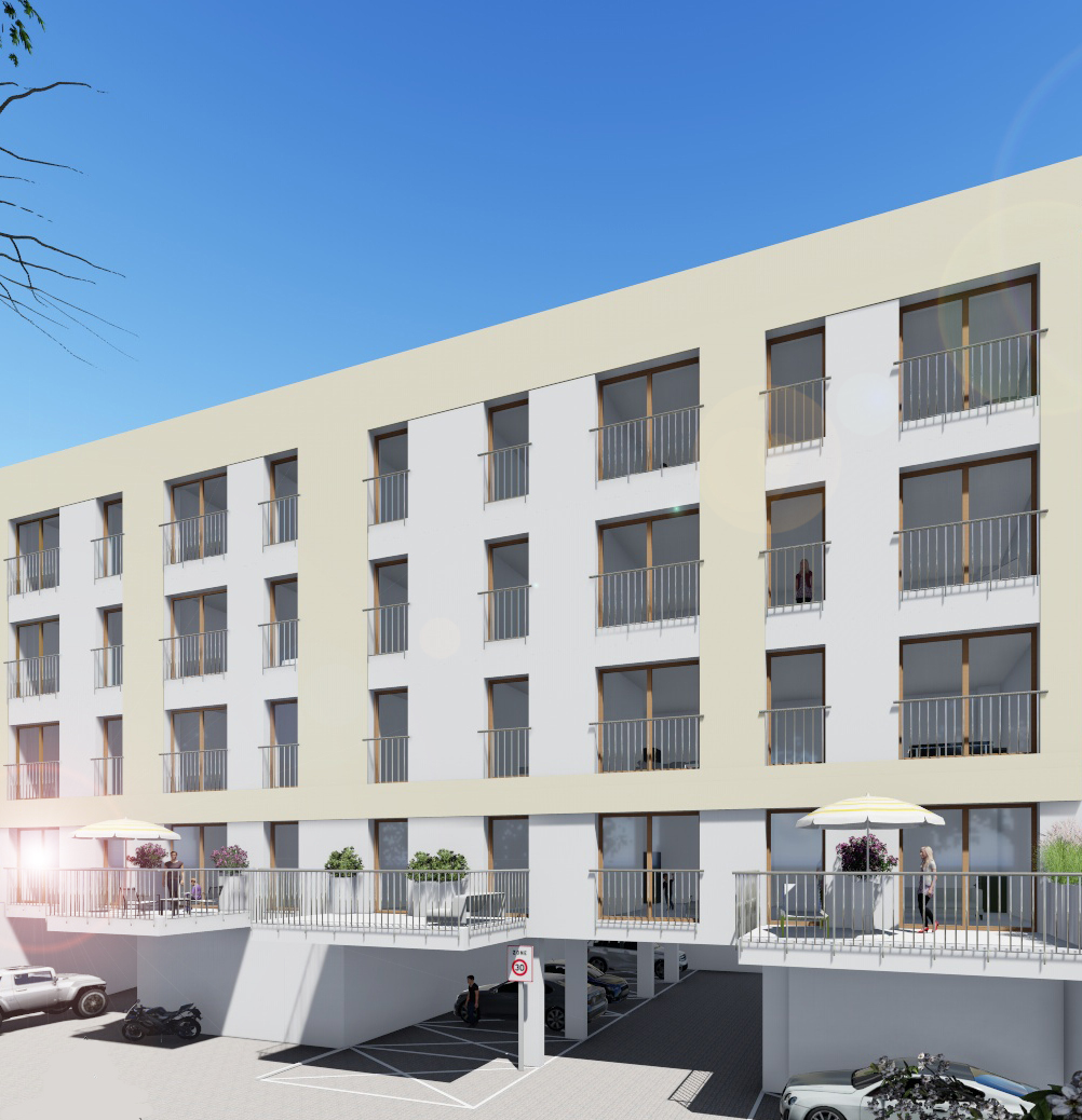 Wrocławska 15 nowe mieszkanie 41,22 m2